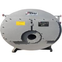China WNS Type Industrial Steam Boilers Wetback Structure For Beer Process wholesale