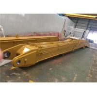 Serviceably 22 Meter Long Reach Arm Boom For Excavators Railway Construction