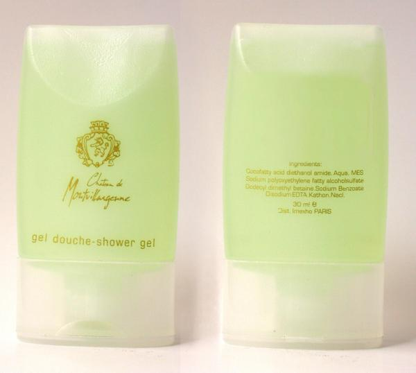 personalized hydrating body lotion, bath and shower gel set of