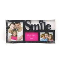 China Simple Style Wall Mounted Photo Frames , Family Photo Frame 59.5 X 28 X 2 Cm on sale