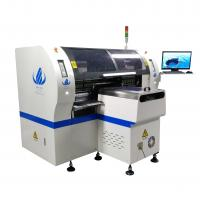 High Speed SMT Assembly Machine , SMT Pick And Place Machine LED Display Screen