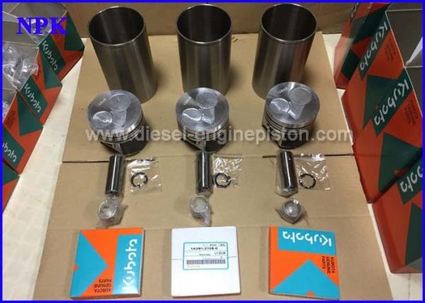 Quality Kubotaのエンジン部分はさみ金のキット1G868-21111のためのD1703エンジンの修理部品 for sale