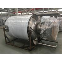 China Stainless Steel Food Sterilization Equipment PLC Control Low Noise 380V wholesale