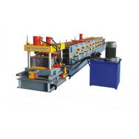 China new high quality steel purlin roll forming machine wholesale