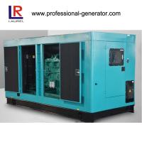 Buy cheap générateur diesel silencieux de 225kVA Cummins from wholesalers