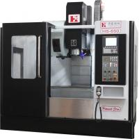 China High Speed Drilling Tapping Cnc Vertical Machining Center, Box Guide Way wholesale