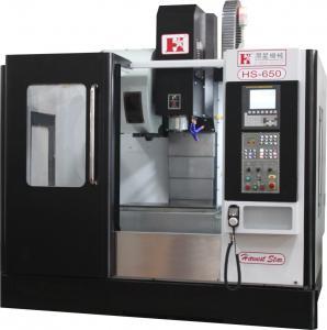 China Box Guide CNC High Speed Machining Center, FANUC VMC Machining Centers wholesale