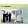 China LargeV 3D Cone Beam CT professional volumetric tomography Scanning with Flat Panel Detector Sensor Type wholesale