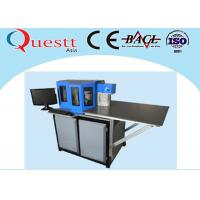 150mm Max Width Channel Letter Bending Machine PC Control For Aluminum Galvanized Sheet