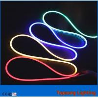 China bendable 12v red double side neon led light for outdoor indoor wholesale