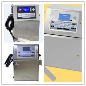 Buy cheap Máquina industrial automática da impressora a jato de tinta, impressoras a jato de tinta contínuas para embalar from wholesalers