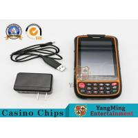 China RFID Android Barcode Scanner Handheld Price Checker For Supermarket / Retail Shop wholesale