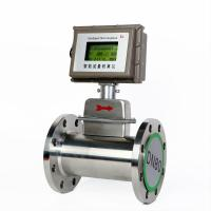China 4-20mA digital stainless steel gas turbine flow meter wholesale