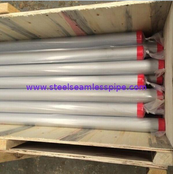 Quality ASTM A269 Stainless Steel Seamless Pipe TP316L TP316Ti TP316H 38*3*6000mm for sale