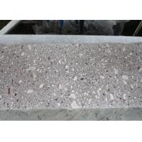 China 2800kg/M3 Density Santa Cecilia Granite Slab , Polished Granite Floor Slabs wholesale