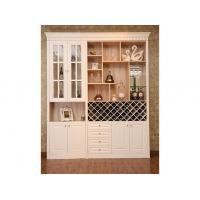 China Modern Appearance Living Room Storage Cabinet Wine Bar Display Cabinet wholesale