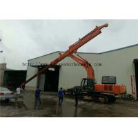 Multipurpose Excavator Telescopic Boom High Corrosion Resistance Anti - Wear