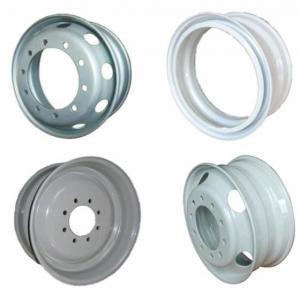 Tubeless Steel Wheel Rim