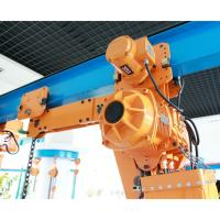 China Vertical 2 Ton Electric Hoist And Trolley With Hot Forging Hook Cargoes lifting wholesale