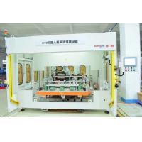 China High Flexibility Ultrasonic Welding Equipment Less Pick / Release Time on sale