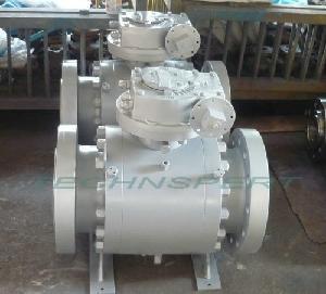 China Cast Steel Ball Valve wholesale