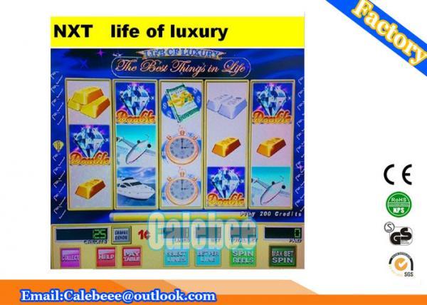 casino games life of luxury