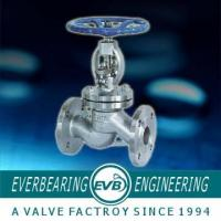 China Manual BS 1873 ASME B16.34 API598 Forged Steel Globe Valve on sale