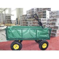 China Garden Tool Cart & Wagon &Big Foot Garden Wagon Cart & Folding Hand Cart  TC1840-2 wholesale