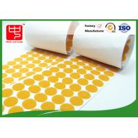 China Nylon Material Sticky Adhesive Hook and Loop Dots various color for any application wholesale