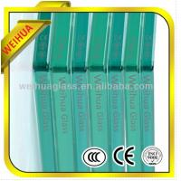 China 3-19mm Thick Tempered Safety Glass for Building wholesale