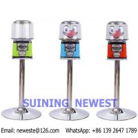 China Guangzhou China Coin Operated Gumball Capsule Toy Vending Game Machine wholesale