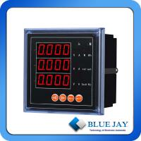China Three-phase harmonic filter multifunctional power meter with transmitting wholesale