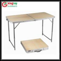 China Leisure picnic table bistro table hall tables wholesale