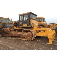 China Caterpillar D7G Second Hand Bulldozers , Hydraulic Used Cat D7g Dozer wholesale