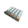 China Alcatel 1470nm CWDM SFP Fiber Module For SMF LC SFP-GIG-XX-CWDM40 wholesale