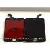 China 4,0 de la pulgada de Iphone 5 de la pantalla LCD táctil del color transferencia plana negra adentro - wholesale