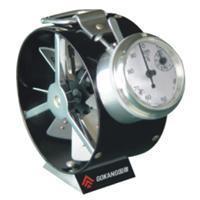 mining Intrinsically safe Mechanical Anemometer, wind speed meter
