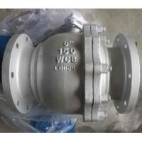 China DIN 2pc Floating Type Stainless Steel Ball Valve With ISO5211 Direct Flange End Cf8m wholesale