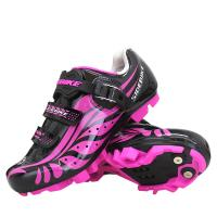 China Adjustable Touring Bike Shoes , Girls Womens Cycling Shoes OEM / ODM Accept wholesale