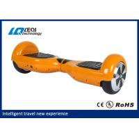 China Cool 6.5 Inch Kids Self Balancing Scooter With Bluetooth And Led Lights wholesale