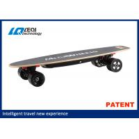 Buy cheap Skateboard with 4 Wheels UL2272 Smart  Self Balancing Scooter Aluminium Materials And PU Wheels from wholesalers