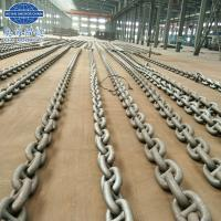 China High Capacity  Special Chain , Anti Corrosive Stud Anchor Chain wholesale
