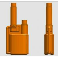 New products for 100ml with 5ml dosing Long Neck Oil lubricant Plastic Bottles