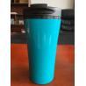 China 12oz double wall plastic tumbler mighty mug suction beverage bottle suction mug 350ml coffee tumbler wholesale