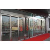China Intelligence Safety Sliding Automatic Doors Drive Reliability Tested To 1000000 Cyces wholesale