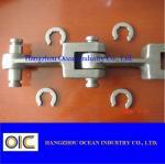 Conveyor Parts Scraper Chain , type P142 , P142V , P142H , P200 chain