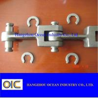 China Conveyor Parts Scraper Chain , type P142 , P142V , P142H , P200 chain for sale