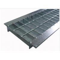 Anti Slip Outdoor Drain Grate Covers, Serrated Steel Trench Covers Grates
