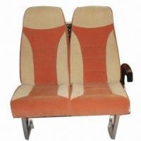 China Bus Seat with Aluminum Handrails on sale