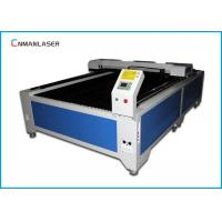 China Cnc Sheet Metal Aluminum 1325 Co2 Laser Cutter Machine With Water Chiller CW5200 wholesale